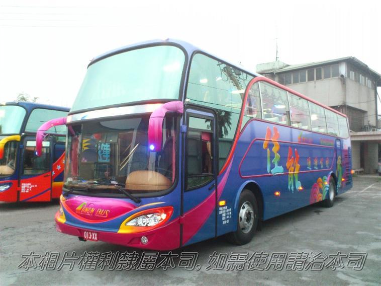 Q Bus遊覽車出租網